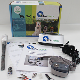 stayfence pet containment system