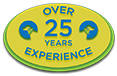 stayfence-25-year-icon-logo